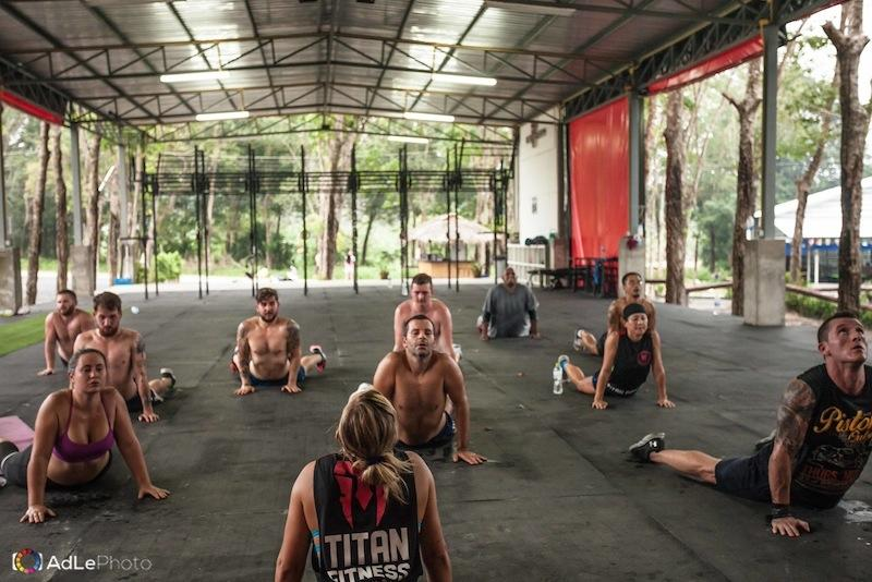 Titan Fitness Camp 35