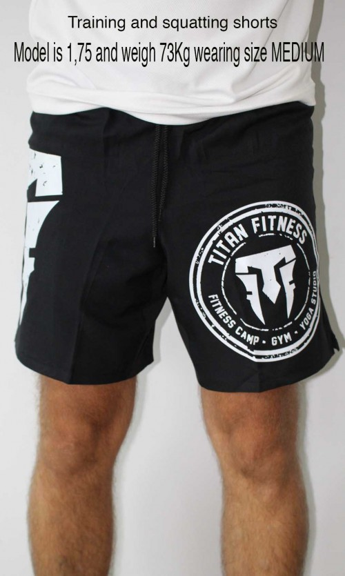 shorts white medium