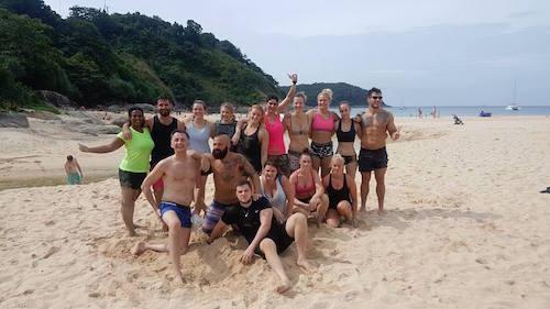 Titan Fitness Camp Thailand 002
