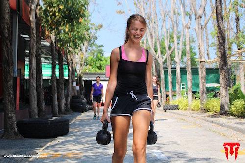 Titan Fitness Camp Thailand 003
