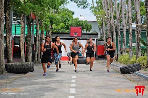 Titan Fitness Camp Thailand 008