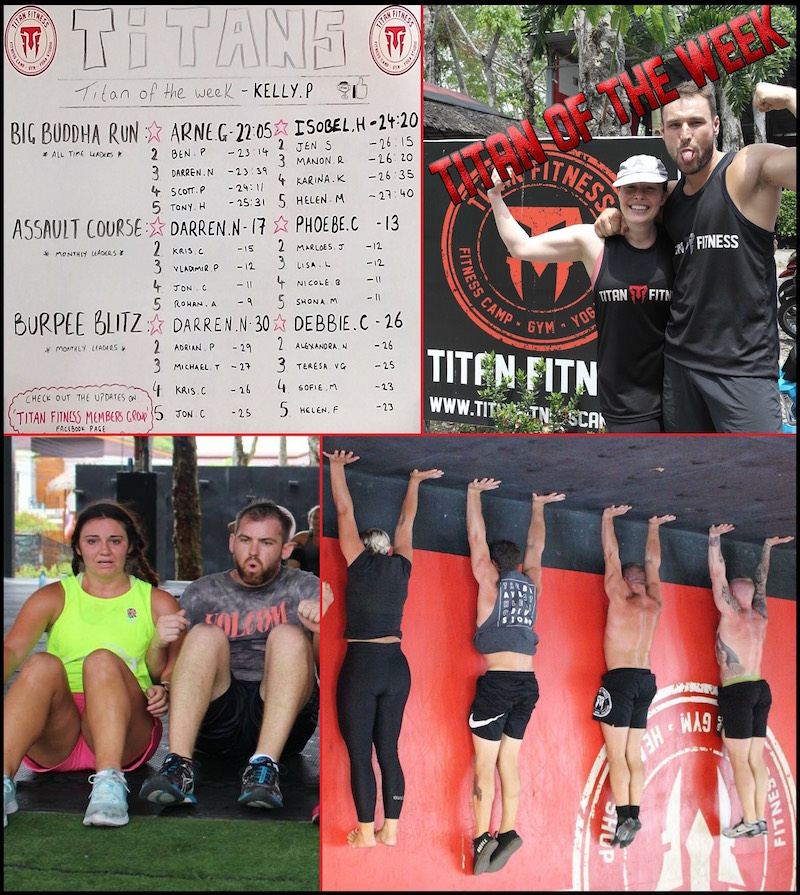 Titan Fitness Weight Loss (2018) Thailand 02