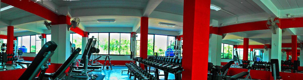 Titan Fitness Camp Indoor Gym