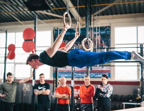 Meet the Titan Fitness Coaching Team – Coach Jakub