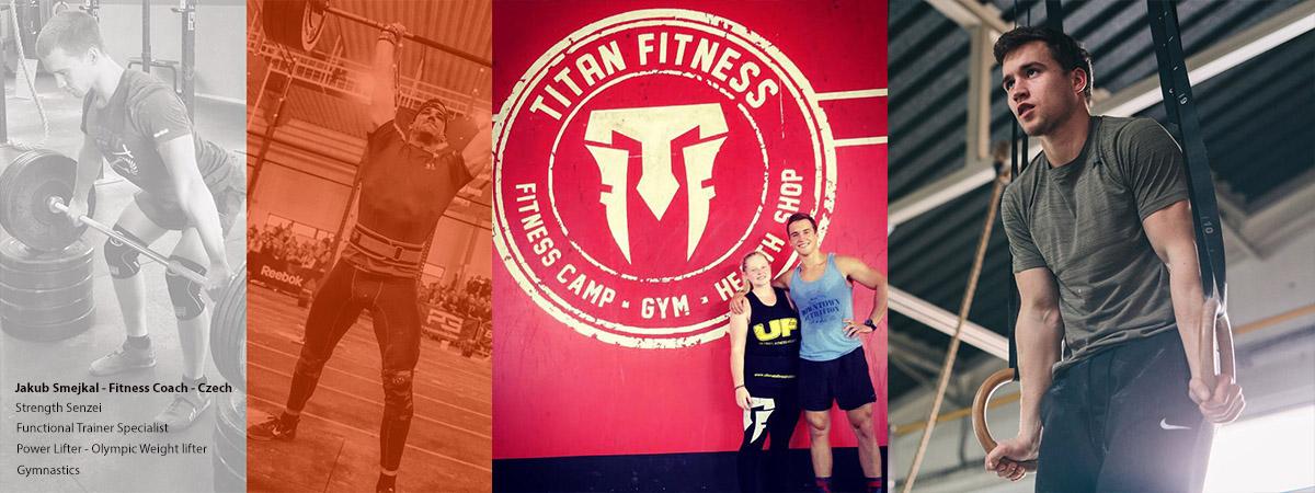 jakub personal trainer titan fitness
