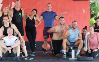 UFASE Titan Fitness 2018 4