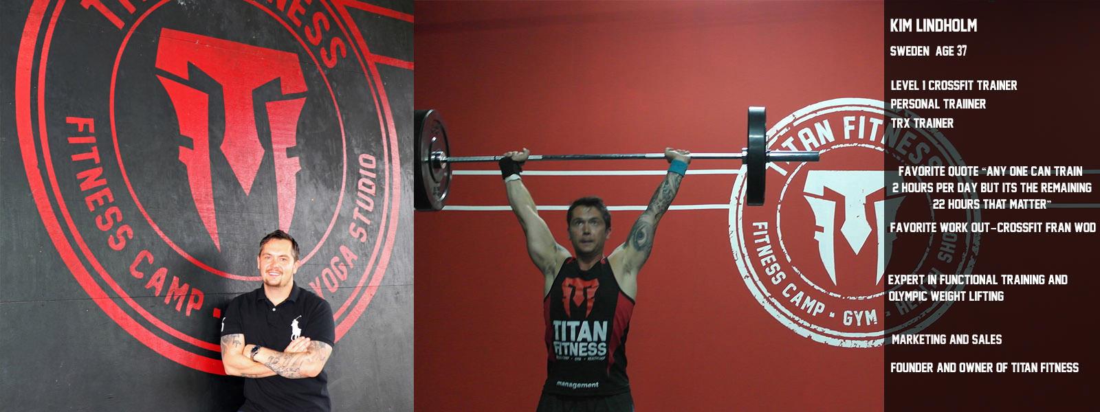 kim bio titan fitness camp website