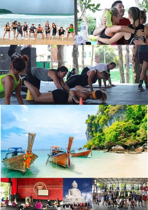 Titan Fitness Camp - Holiday Fitness Program 01