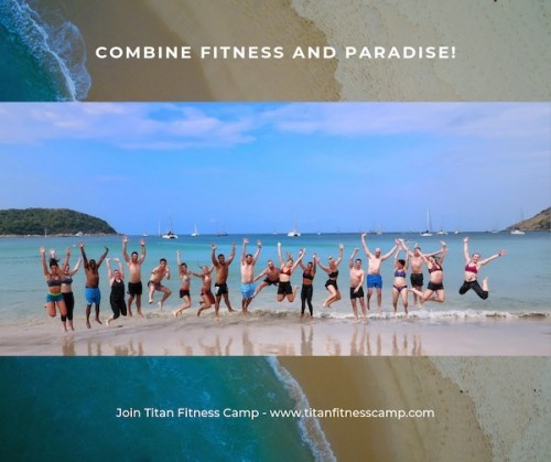 Titan Fitness Camp - Holiday Fitness Program 03